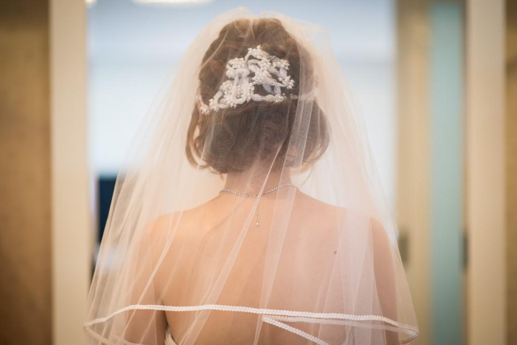 結婚式前日
