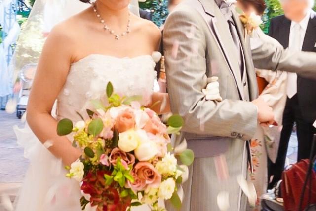 結婚式の儀式