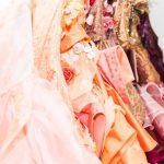 トレンド最前線!花柄カラードレスがかわいい☆