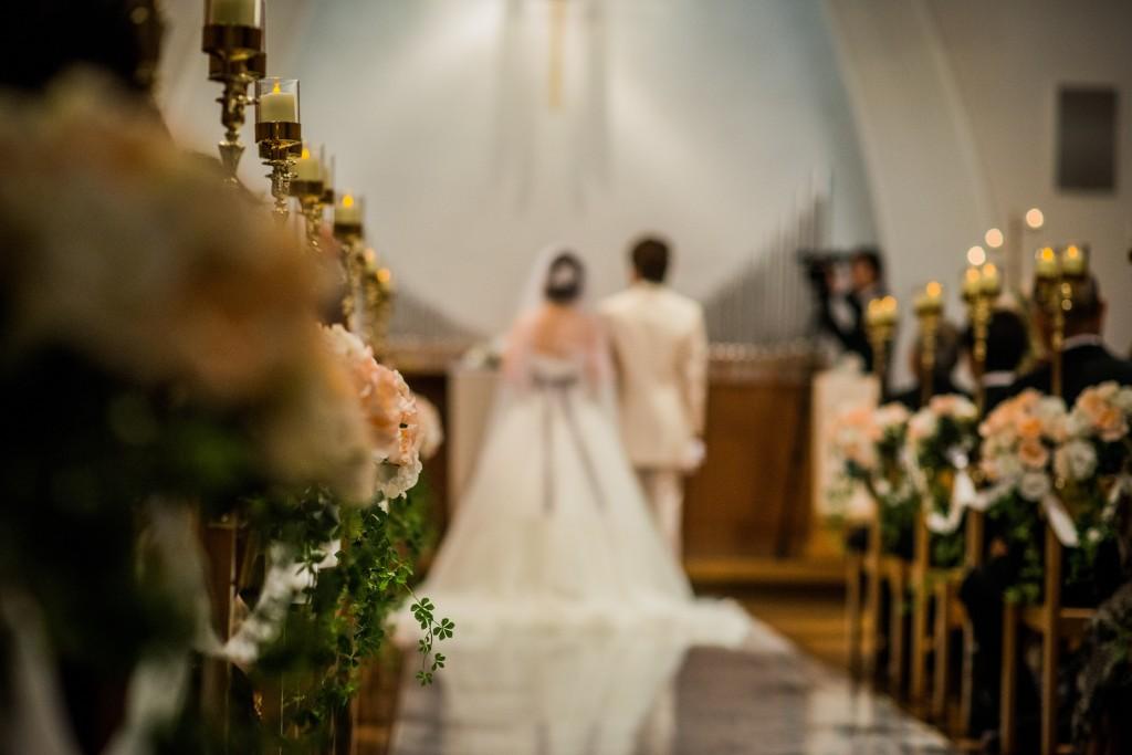 結婚式を挙げるメリット