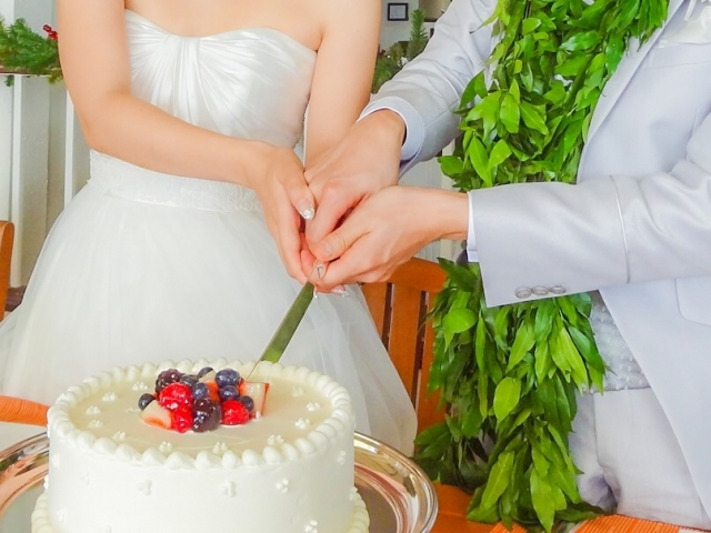 ウェディングケーキの代わりアイテム