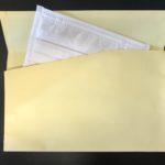 看護師おすすめ!紙製マスクケースの作り方